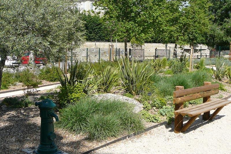 SOLEV, création et entretien de jardin pour les collectivités