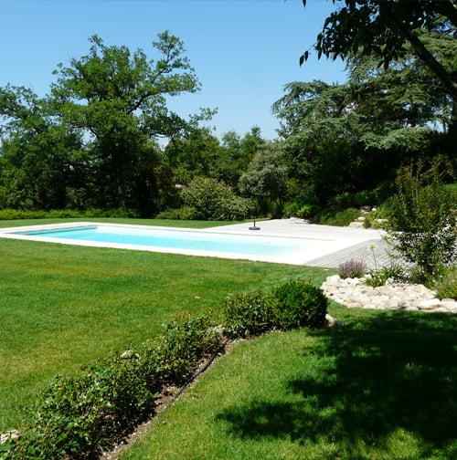 SOLEV à Carpentras, réalisation de jardins pour particuliers