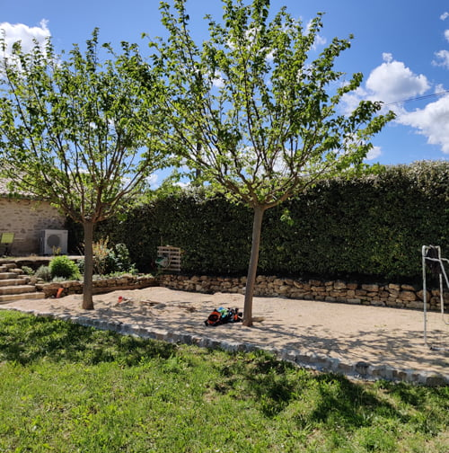 SOLEV, entretien de jardin, particulier, taille de haies