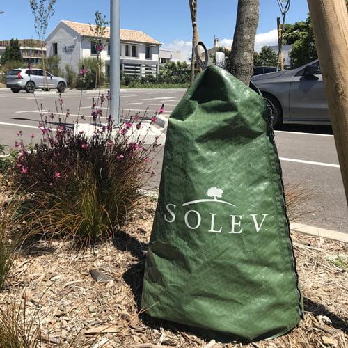 SOLEV met en œuvre des systèmes d'arrosage pour professionnels et collectivités